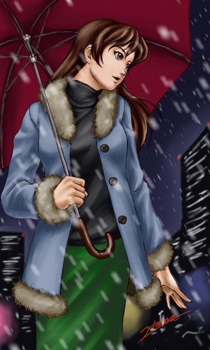 雪 街-yukimati-
